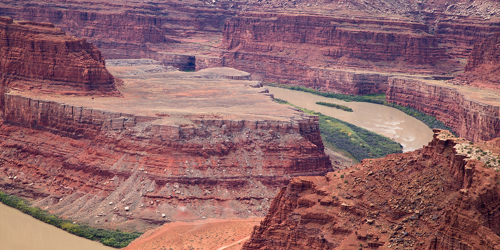 Build a Canyonland Maze