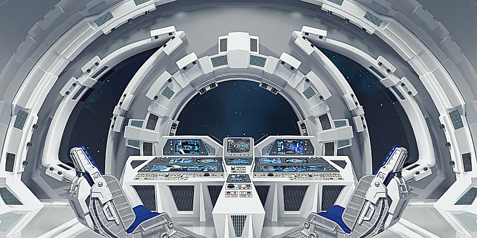 Design the Interior of a Spaceship