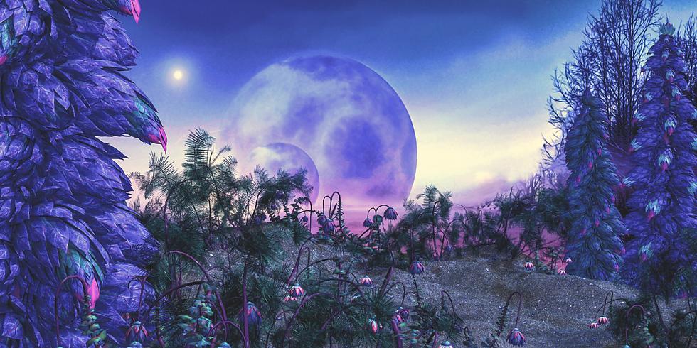 Create an Alien Planet