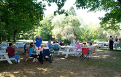 Brother Bernard Picnic Grove