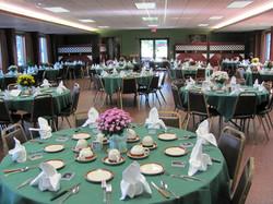 Donor Luncheon in Pilgrim Hall