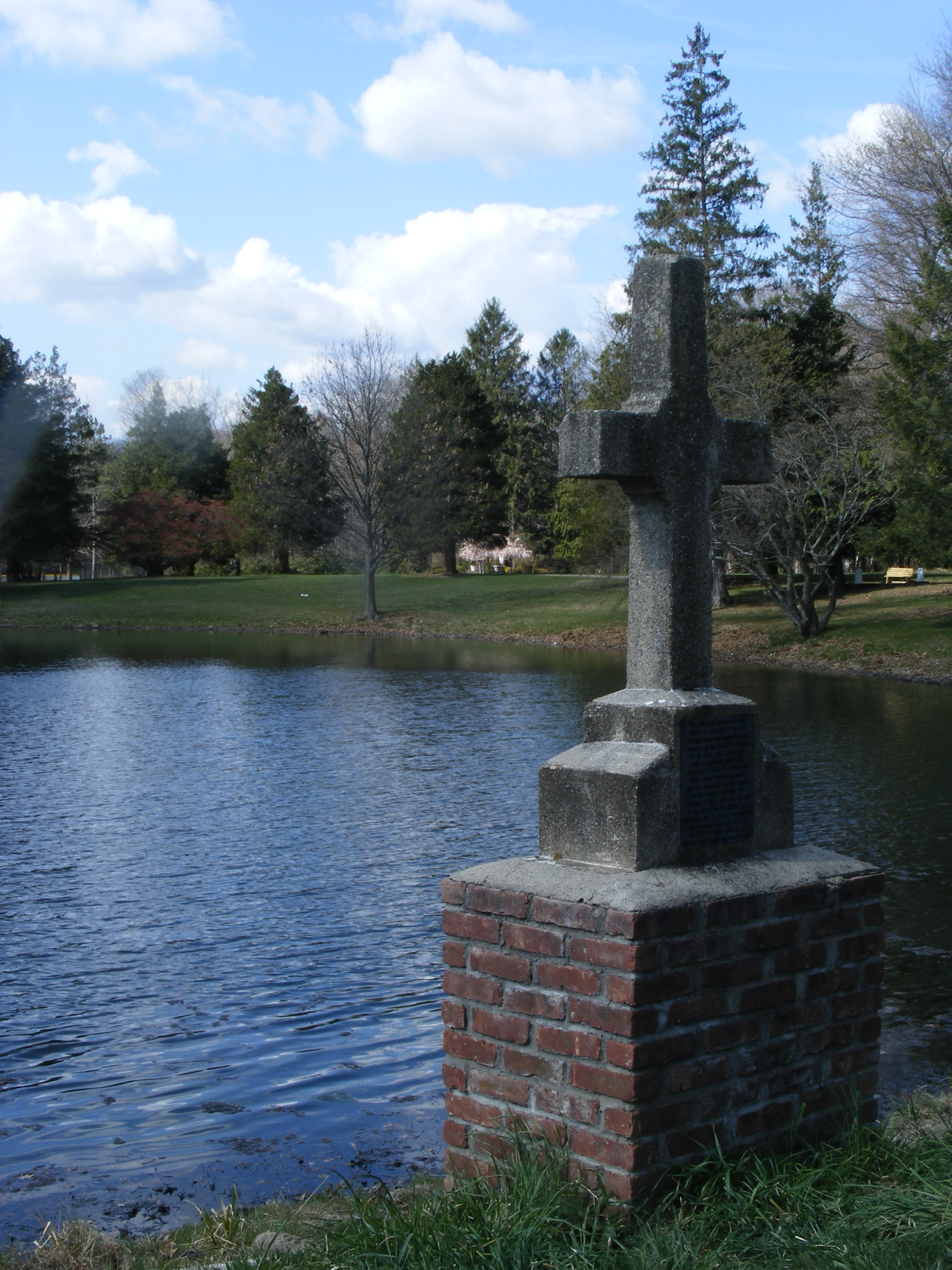O'Connor Hall Cross