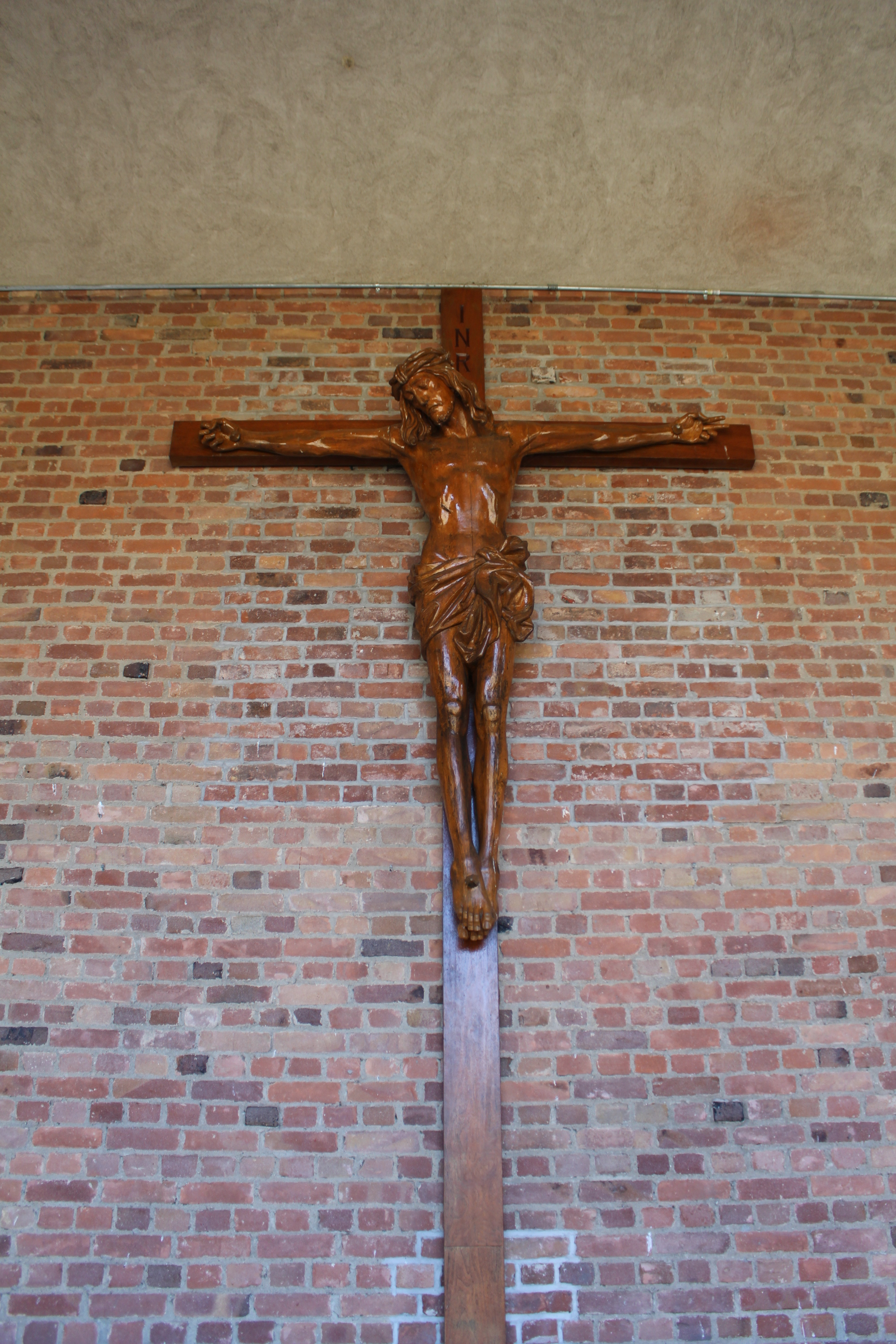 Cloister Walk Crucifix