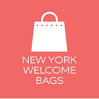 New York Welcome Bags