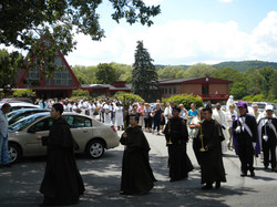 Feast Day Procession