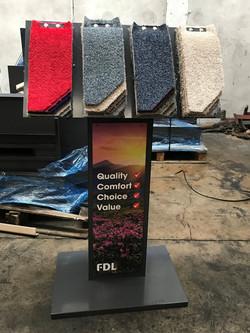 FDL Carpet Sample