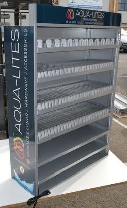 750mm Aqua-Lites Cabinet