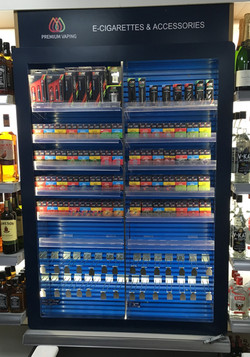 E-Cig Cabinet