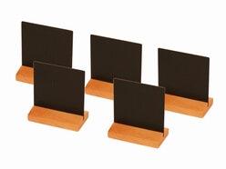 10 x Mini Chalkboards (DWD-011)