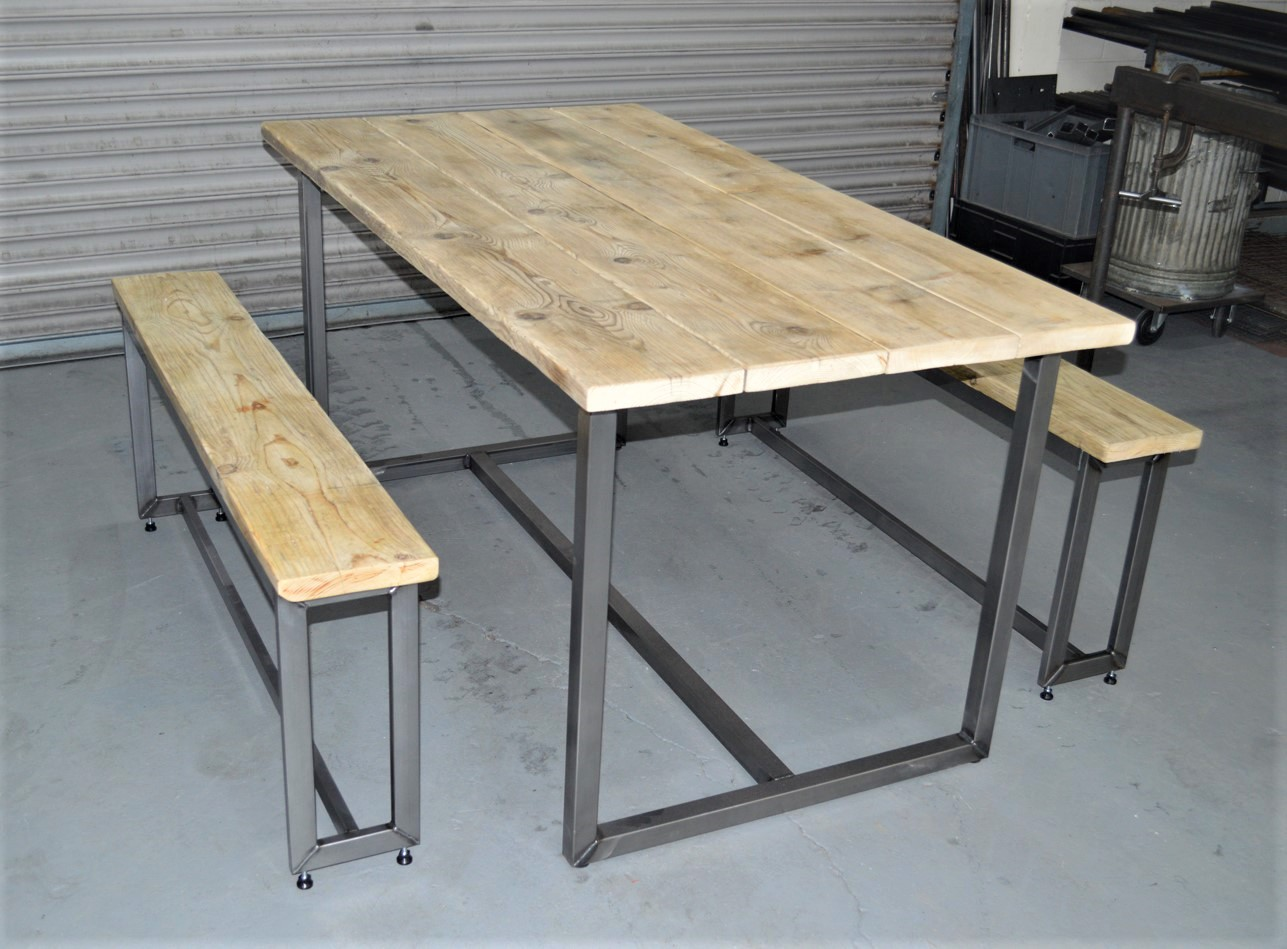 Bespoke Table & Benches