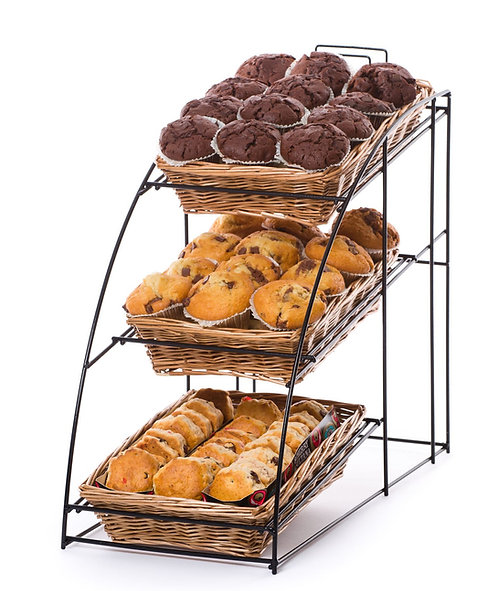 DWD-W3SC 3 Tier Counter Top Retail Display Stand