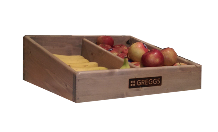 Greggs Fruit Box