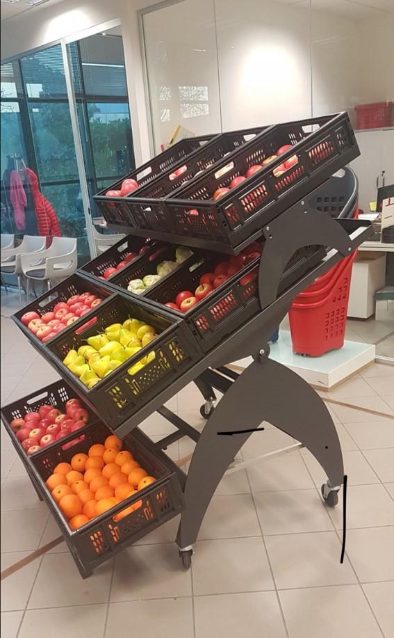 Fruit & Veg Gondola