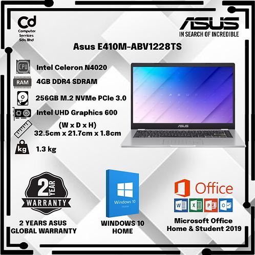 ASUS laptop (E410M-ABV1228TS)