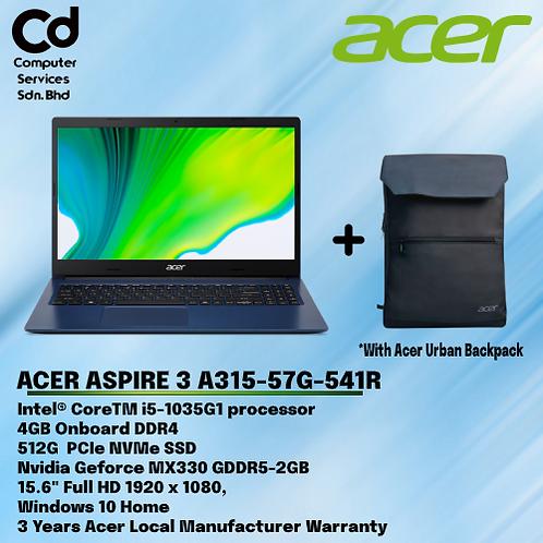 ACER ASPIRE 3 A315-57G-541R/57L2