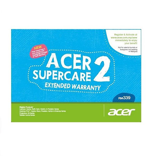 Acer Supercare 2 (Extended Warranty)