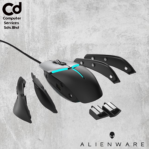 Original Dell Alienware Elite Gaming Mouse AW959