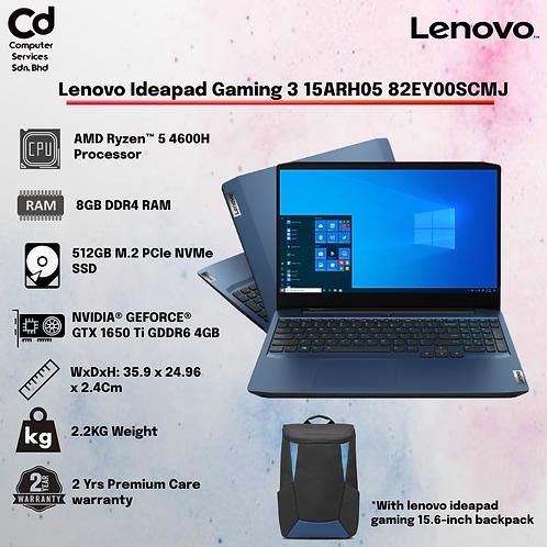 LENOVO IDEAPAD GAMING 3-15ARH05 82EY00SCMJ