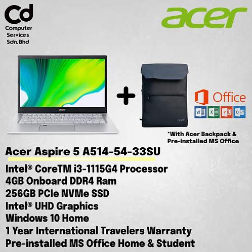 Acer Aspire 5 A514-54-33SU