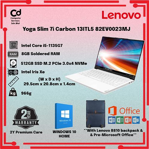 Yoga Slim 7i Carbon 13ITL5 82EV0023MJ