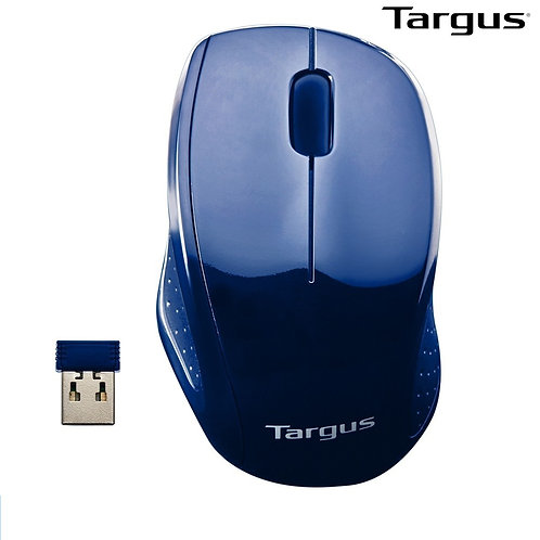Targus W600 Wireless Optical Mouse Blue