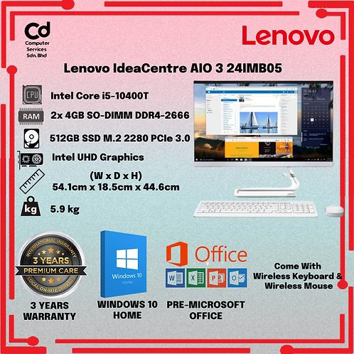 Lenovo IdeaCentre AIO 3 24IMB05