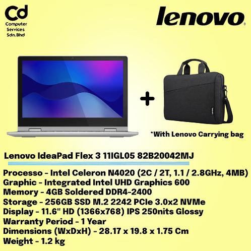 Lenovo Flex 3 11IGL05 82B20042MJ