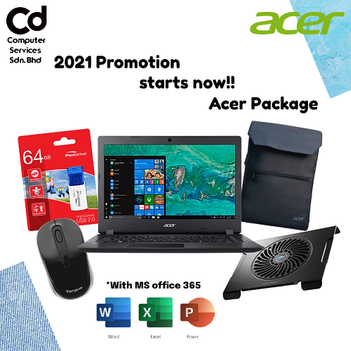 Acer Package