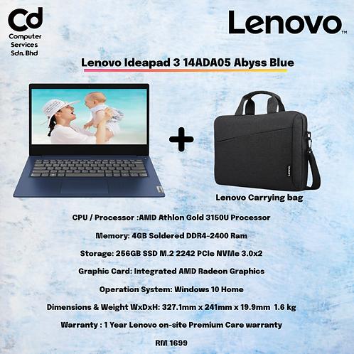 Lenovo Idea pad 3 Abyss Blue