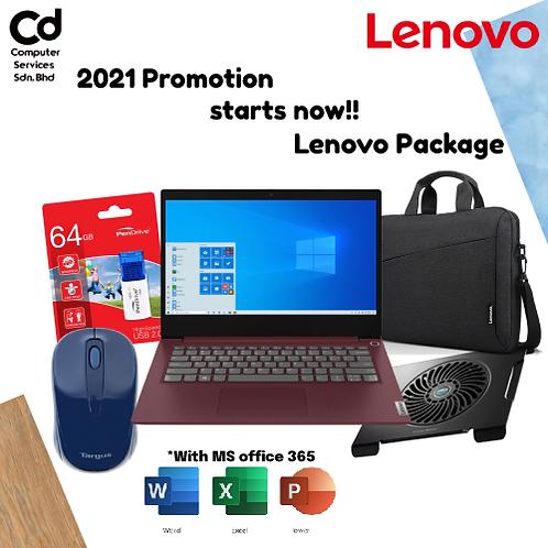 Lenovo Package