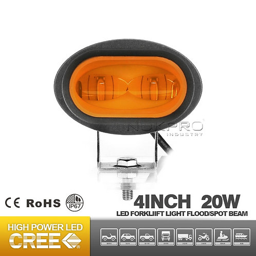 20W safety spot light Warning Devices Forklift Light N410O-20