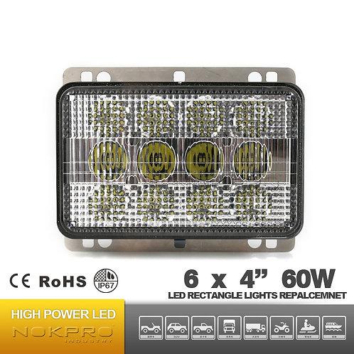 Massey Ferguson LED Cab/Front Hood Light - Hi/Lo N461S-60-4
