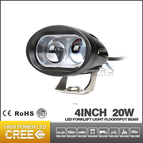 20W safety spot light Warning Devices Forklift Light N410R-20