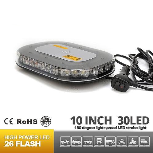 """10"""" LED Mini bar Warning light 360 degree Emergency Lights N254-90"""