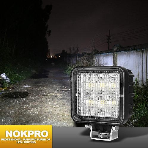 18W Rectangular Spot LED Work Light For Truck,Industry,Farm R10 N351-18