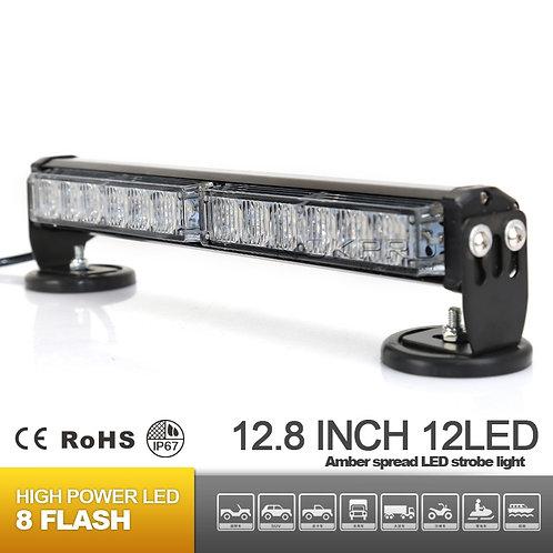 Chameleon Dual Color LED Traffic Advisor Light Bar with magnet base N272