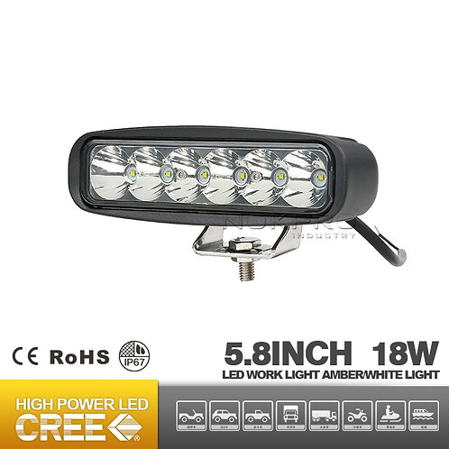 5.8 inch LED Mini Bar for rear light and auxiliary lamp R10 N361-18