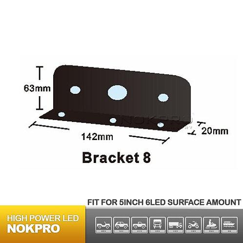 6 LED Surface Mount EASY install braket N181B