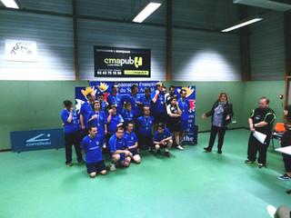 Championnat Départemental de Tennis de table