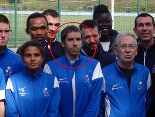 Mathieu Loiseau - Championnats du monde de Cross Country