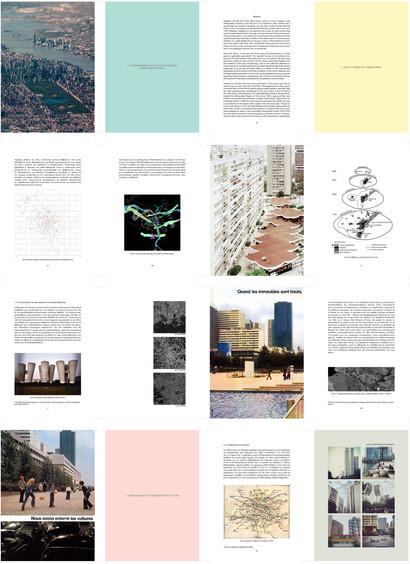 Post - Metapolis: Strategies against urban sprawl - Paris as a case study