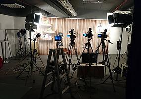 虛擬攝影棚直播