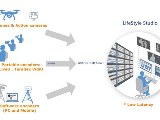 lifeStyle提供訊號中心服務