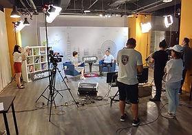 企業新媒體攝影棚規劃