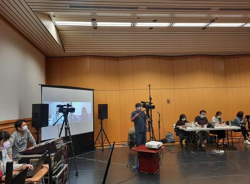 兩廳院藝術家甄選海外連線直播