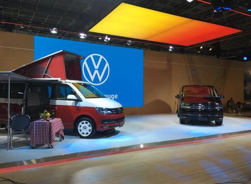 2020台北國際新車大展-福斯商旅 4G包直播