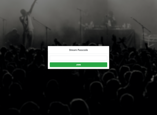虛擬門票直播應用:讓付費者才能觀看直播內容