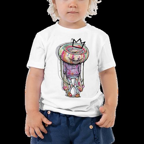 GERTRUDE GUMDROP Toddler Short Sleeve Tee