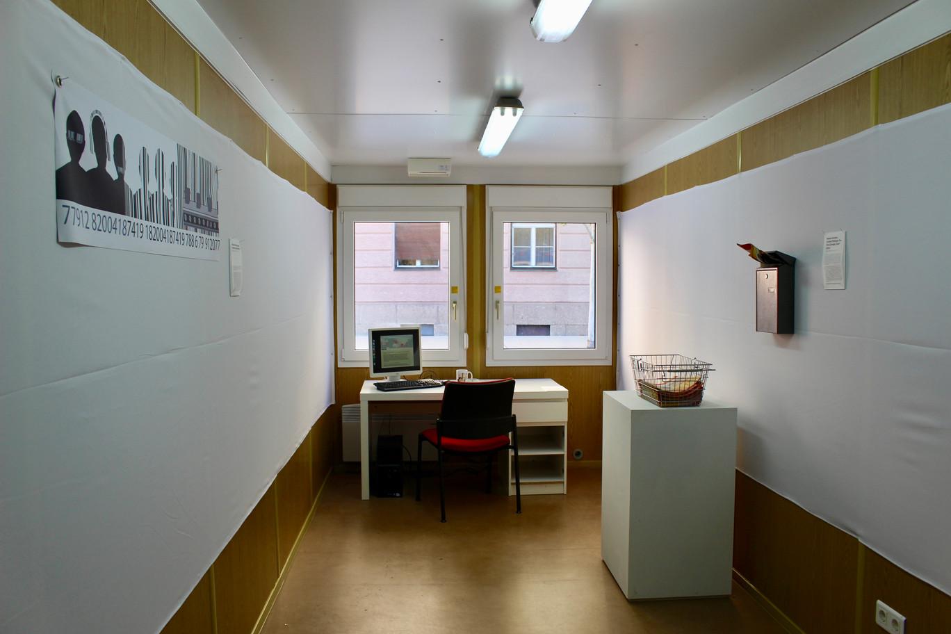 Ausstellungsansicht. Foto: Bettina Siegele
