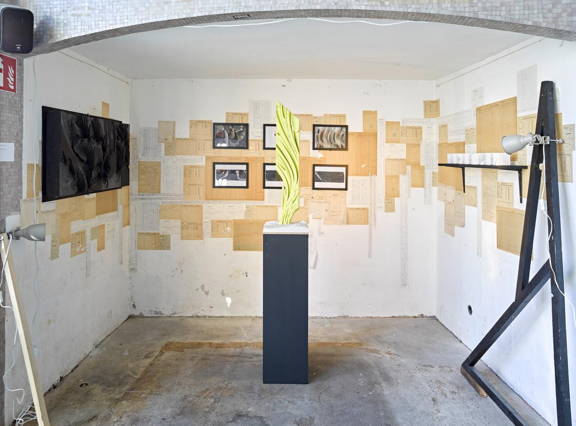 Andreas Körner, Allostatic Artefact, Foto: West.Fotostudio
